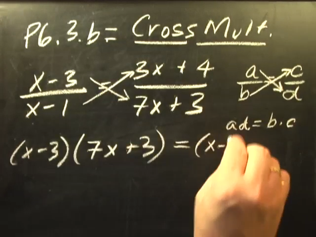 video screenshot solving equations inequalities chalk talk